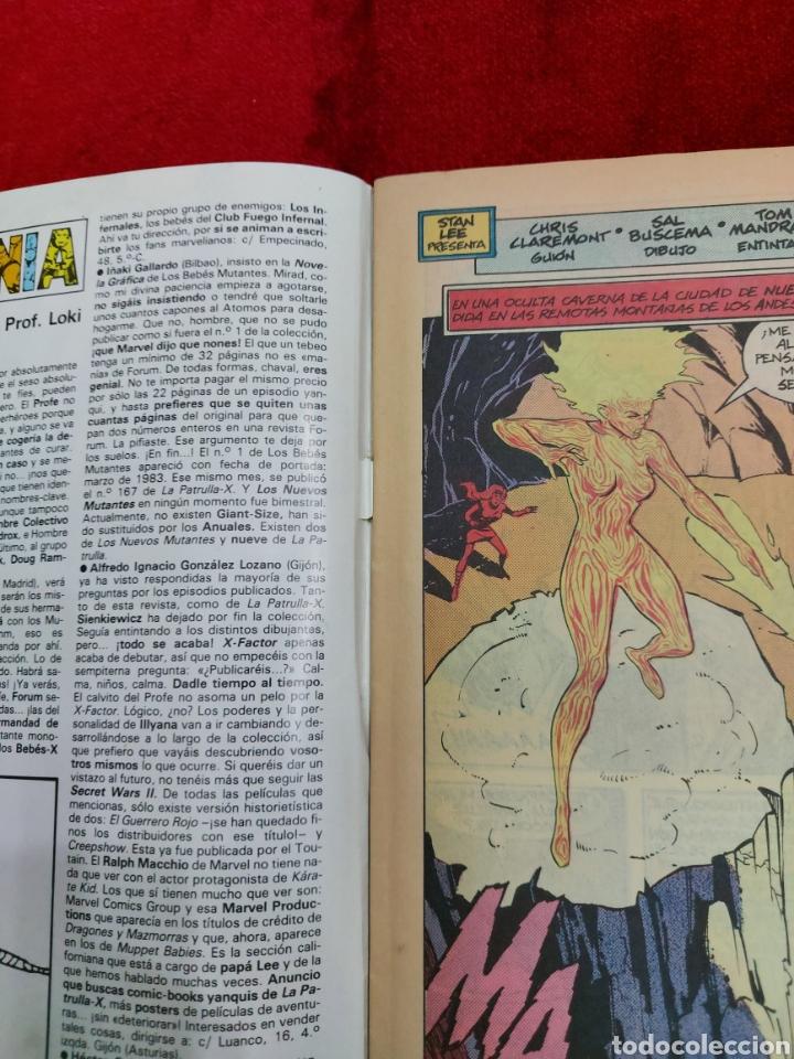 Cómics: COMIC RETAPADO LOS NUEVOS MUTANTES/SUPER HEROES COMICS FORUM JUVENIL (2 TOMOS) - Foto 8 - 224961575