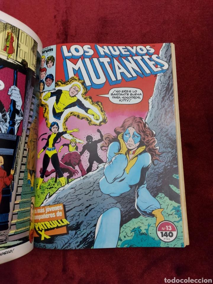 Cómics: COMIC RETAPADO LOS NUEVOS MUTANTES/SUPER HEROES COMICS FORUM JUVENIL (2 TOMOS) - Foto 11 - 224961575