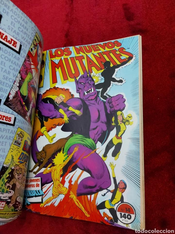 Cómics: COMIC RETAPADO LOS NUEVOS MUTANTES/SUPER HEROES COMICS FORUM JUVENIL (2 TOMOS) - Foto 12 - 224961575
