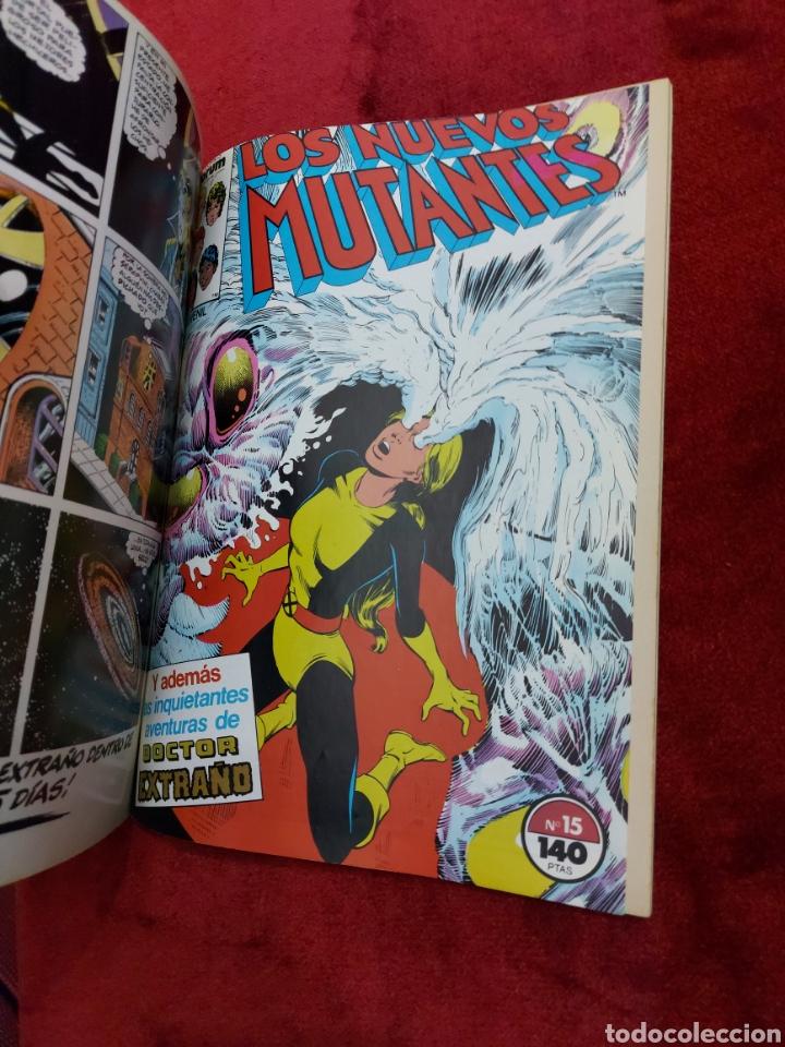 Cómics: COMIC RETAPADO LOS NUEVOS MUTANTES/SUPER HEROES COMICS FORUM JUVENIL (2 TOMOS) - Foto 13 - 224961575
