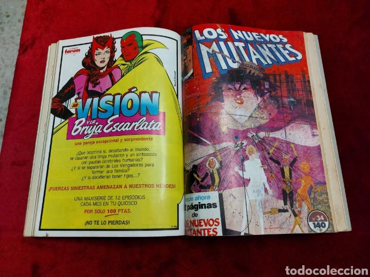 Cómics: COMIC RETAPADO LOS NUEVOS MUTANTES/SUPER HEROES COMICS FORUM JUVENIL (2 TOMOS) - Foto 18 - 224961575