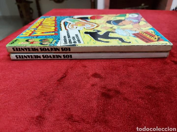 Cómics: COMIC RETAPADO LOS NUEVOS MUTANTES/SUPER HEROES COMICS FORUM JUVENIL (2 TOMOS) - Foto 23 - 224961575