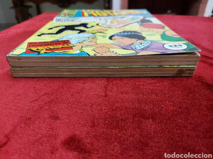 Cómics: COMIC RETAPADO LOS NUEVOS MUTANTES/SUPER HEROES COMICS FORUM JUVENIL (2 TOMOS) - Foto 24 - 224961575