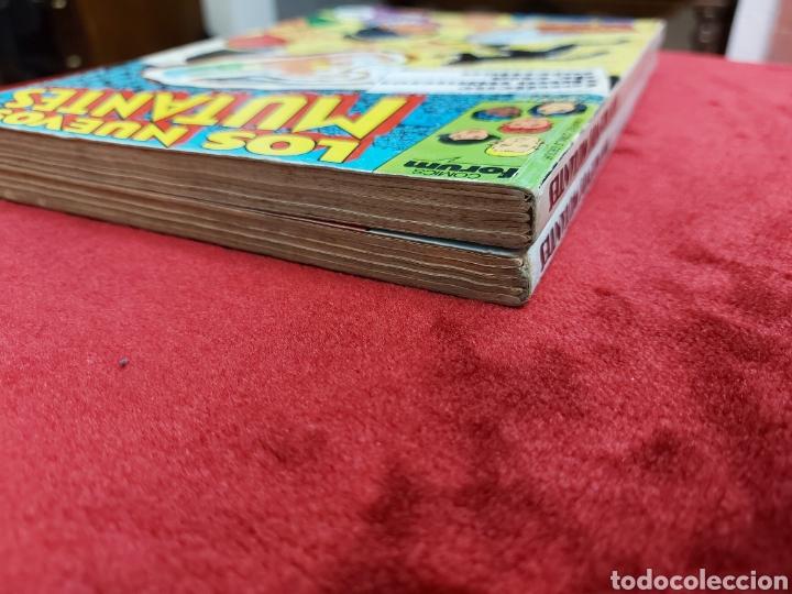 Cómics: COMIC RETAPADO LOS NUEVOS MUTANTES/SUPER HEROES COMICS FORUM JUVENIL (2 TOMOS) - Foto 25 - 224961575