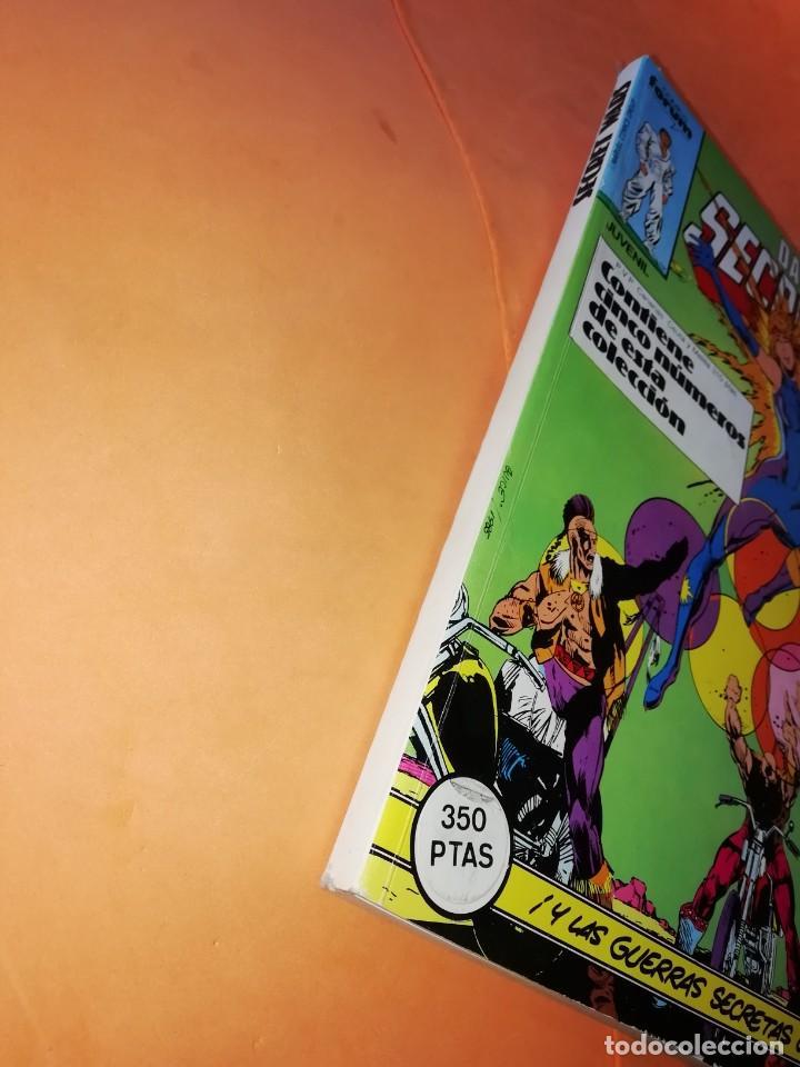 Cómics: SECRET WARS. RETAPADO Nº 26 AL 30. 1ª EDICION. FORUM 1986 - Foto 2 - 224966577