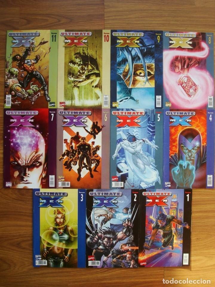 ULTIMATE X-MEN VOL. 1 Nº 1 AL 32 COLECCIÓN COMPLETA (FORUM) (Tebeos y Comics - Forum - X-Men)