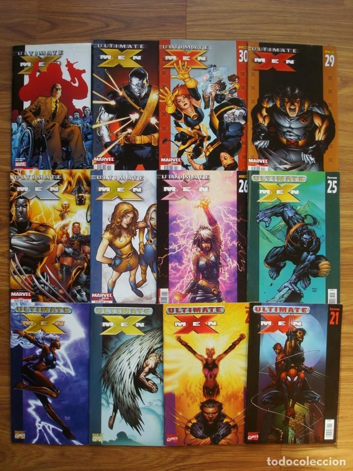 Cómics: Ultimate X-Men vol. 1 nº 1 al 32 Colección COMPLETA (Forum) - Foto 3 - 224970505