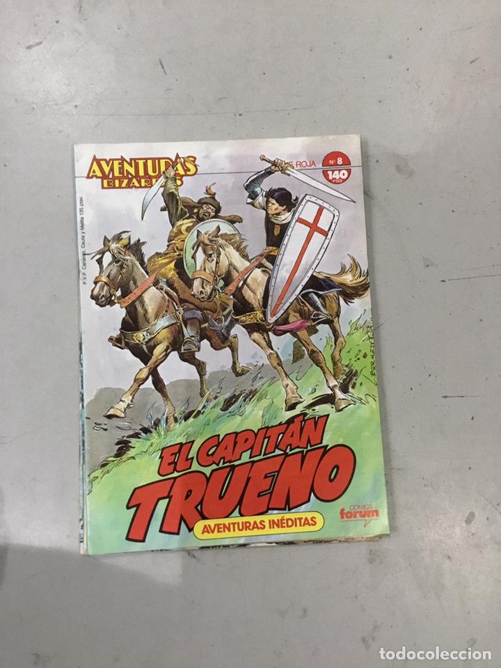 Cómics: AVENTURAS BIZARRAS EL CAPITAN TRUENO. COLECCION COMPLETA DE 10 - Foto 11 - 243943160