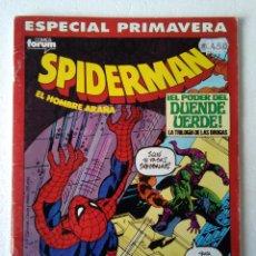 Comics: SPIDERMAN ESPECIAL PRIMAVERA. Lote 225004020