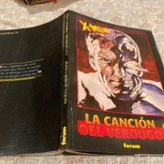 Cómics: X-MEN. LA CANCION DEL VERDUGO 2. OBRAS MAESTRAS Nº 21. FORUM, AÑO 1996.. Lote 225049428