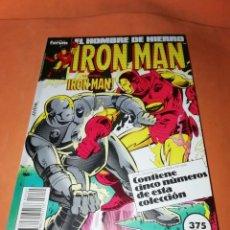 Cómics: IRON MAN . RETAPADO. NUMEROS 36 AL 40. FORUM. Lote 225105171