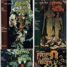Cómics: FAFHRD AND THE GRAY MOUSER POR CHAYKIN, MIGNOLA Y WILLIAMSON COMPLETA. Lote 225123848