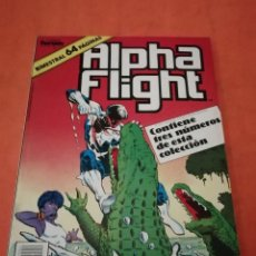 Cómics: ALPHA FLIGHT. RETAPADO . FORUM. Nº 36 , 37, 38.. Lote 225163765
