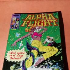 Cómics: ALPHA FLIGHT. RETAPADO . FORUM. Nº 11 AL 15. Lote 225164940