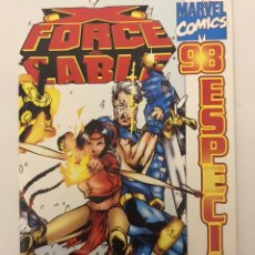 Cómics: X-FORCE Y CABLE ESPECIAL 98. Lote 225168685