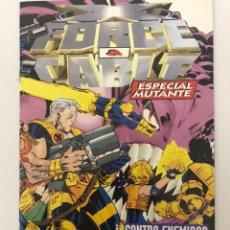 Cómics: X-FORCE Y CABLE ESPECIAL MUTANTE CONTRA ENEMIGOS IMPOSIBLES. Lote 225169163