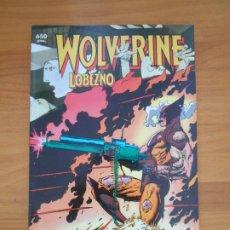 Cómics: WOLVERINE - LOBEZNO - SANGRE, ARENA Y GARRAS - LOBEZNO EN LA GUERRA CIVIL ESPAÑOLA - FORUM (FZ). Lote 225512821