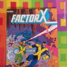 Cómics: FACTOR X FÒRUM N 1 (MUY BUEN ESTDO/EX). Lote 225522436