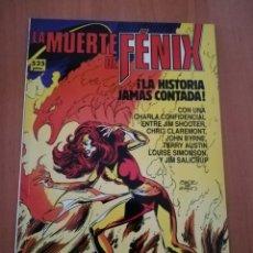 Cómics: LA MUERTE DE FÉNIX FORUM. Lote 225614837