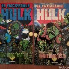 Cómics: EL INCREÍBLE HULK FUTURO IMPERFECTO FORUM. Lote 225616060