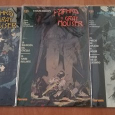 Cómics: FAFHRD AND THE GRAY MOUSER. Lote 225619290