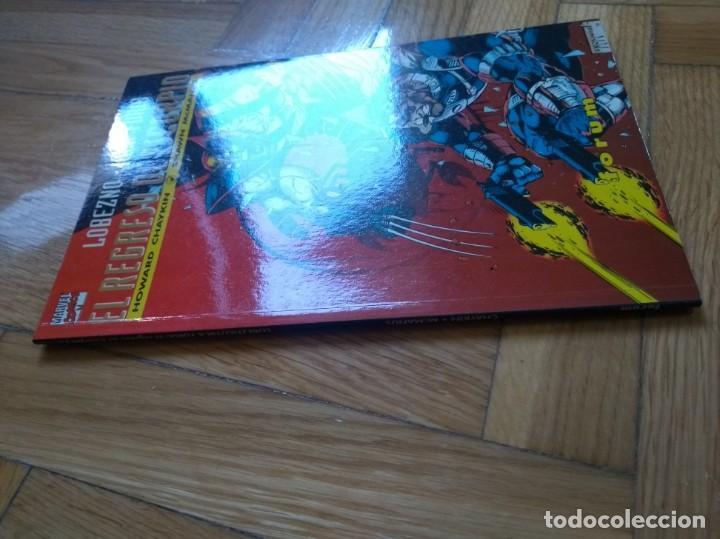 Cómics: Colección Prestigio nº 12 - Lobezno - Nick Furia: El Regreso de Escorpio - Excelente estado! - D2 - Foto 2 - 225707155