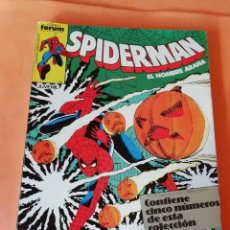 Cómics: SPIDERMAN . RETAPADO. Nº 61 AL 65. FORUM.. Lote 225721112