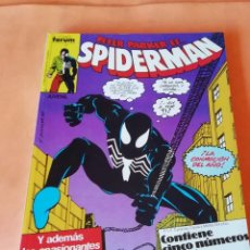 Cómics: SPIDERMAN . RETAPADO. Nº 131 AL 135. FORUM.. Lote 225727240