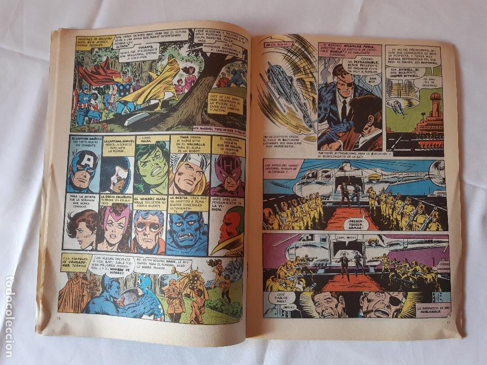 Cómics: COMIC LOS VENGADORES NUMERO 41. FORUM. - Foto 4 - 225733927