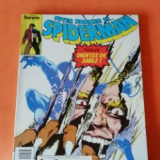 Cómics: SPIDERMAN . RETAPADO. Nº 166 AL 170. FORUM.. Lote 225734398