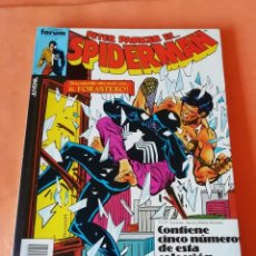 Cómics: SPIDERMAN . RETAPADO. Nº 176 AL 180. FORUM.. Lote 225735998