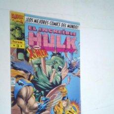 Cómics: HULK - VOLUMEN IV NUMERO 15 - FORUM - BUEN ESTADO -GORBAUD -CJ 124. Lote 225752875