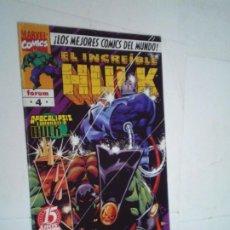 Cómics: EL INCREIBLE HULK - VOLUMEN III - NUMERO 4 - FORUM - BUEN ESTADO -GORBAUD -CJ 124. Lote 225752976