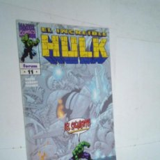 Cómics: EL INCREIBLE HULK - VOLUMEN III - NUMERO 11 - FORUM - BUEN ESTADO -GORBAUD -CJ 124. Lote 225753395