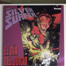 Cómics: SILVER SURFER. EL DÍA DEL JUICIO. NOVELA GRÁFICA 6. (STAN LEE/ JOHN BUSCEMA). IMPECABLE. Lote 225755885