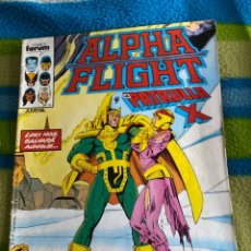 Cómics: ALPHA FLIGHT NÚMERO 24. Lote 225768685