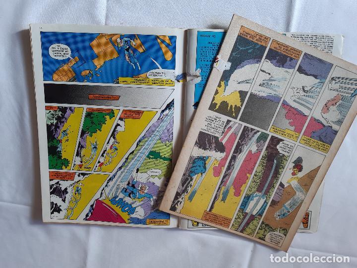 Cómics: COMIC LOS VENGADORES TOMO CON 5 NUMEROS 11, 12, 13, 14 Y 15. - Foto 9 - 225747375