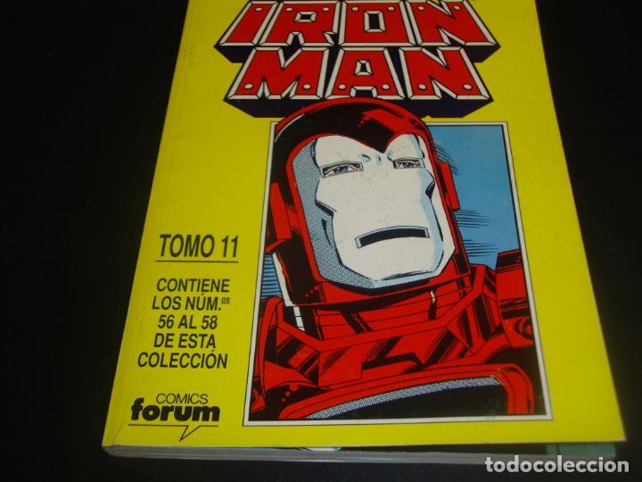 IRON MAN TOMO 11 (Tebeos y Comics - Forum - Retapados)