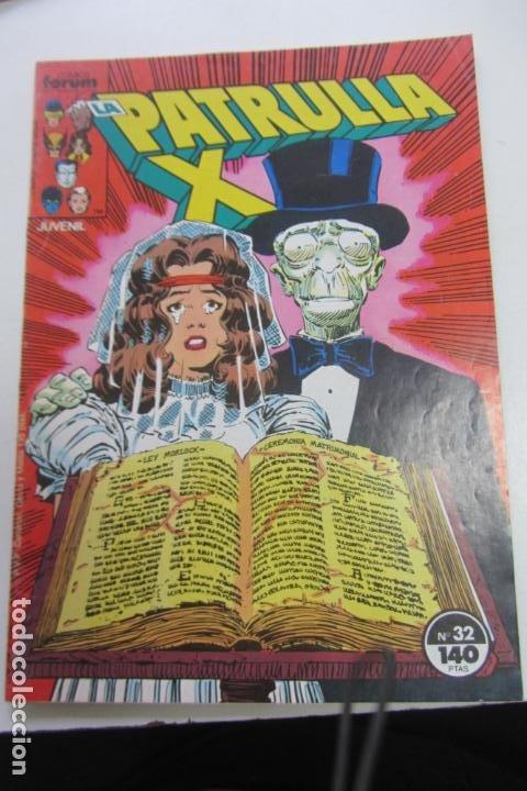 PATRULLA X VOL 1 Nº 32 FORUM MUCHOS EN VENTA MIRA TUS FALTAS ARX17 (Tebeos y Comics - Forum - Patrulla X)