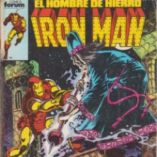 "Cómics: COMIC MARVEL "" IRON MAN "" Nº 18 VOL.1 ED. PLANETA / FORUM. Lote 225902220"