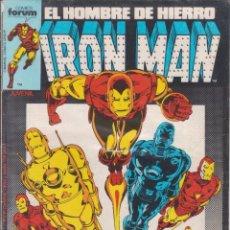 "Cómics: COMIC MARVEL "" IRON MAN "" Nº 26 VOL.1 ED. PLANETA / FORUM. Lote 225902435"