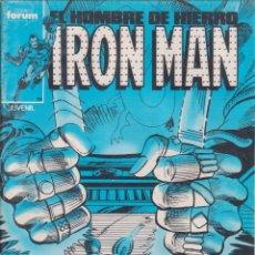 "Cómics: COMIC MARVEL "" IRON MAN "" Nº 30 VOL.1 ED. PLANETA / FORUM. Lote 225902746"