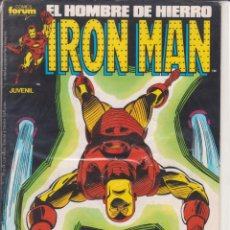 "Cómics: COMIC MARVEL "" IRON MAN "" Nº 35 VOL.1 ED. PLANETA / FORUM. Lote 225902980"