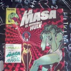 Cómics: FORUM - LA MASA VOL.1 NUM. 28. Lote 226021925
