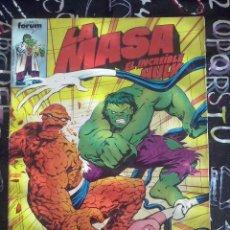 Cómics: FORUM - LA MASA VOL.1 NUM. 30. Lote 226022095