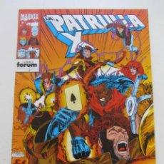 Comics : PATRULLA-X VOL. 1 Nº 137 BUEN ESTADO FORUM MUCHOS EN VENTA MIRA TUS FALTAS ARX20. Lote 226035660