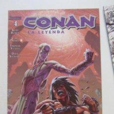 Cómics: CONAN LA LEYENDA Nº 4 FORUM MUCHOS EN VENTA MIRA TUS FALTAS ARX20. Lote 226050905