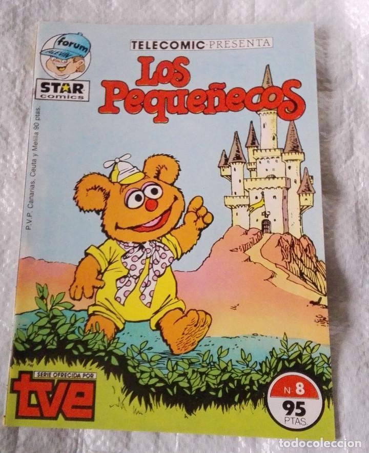 LOS PEQUEÑECOS (TELECOMIC Nº 8) (Tebeos y Comics - Forum - Otros Forum)