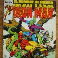 Comics: IRON MAN VOL. 1 Nº 15 (FORUM). Lote 226237377
