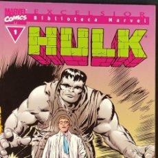 Cómics: BIBLIOTECA MARVEL - HULK - 34 TOMOS - FORUM Y PANINI -. Lote 226283680